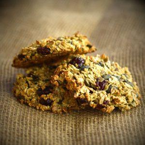 Recette Bio : Cookies sans sucre ajouté