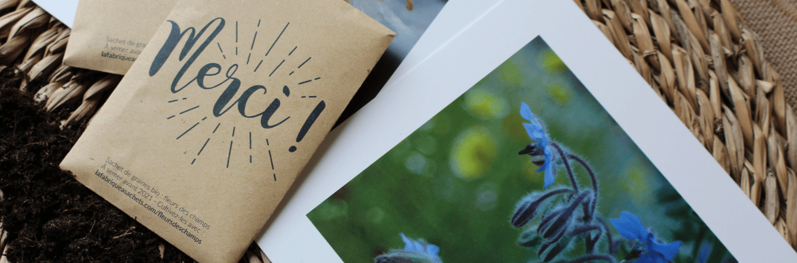 Jeu-concours de Printemps : des graines de fleurs des champs bio à gagner !