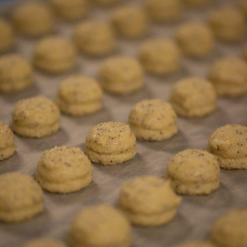 Biscuits Bio des Savoie : des macarons nommés Désiré