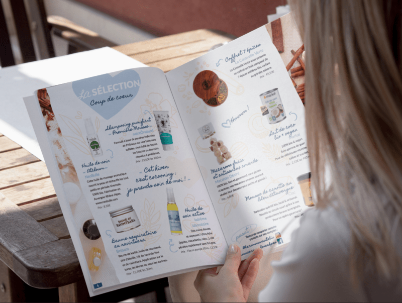 BIOMAG - Magazine bio de la Communauté Bio Auvergne-Rhône-Alpes